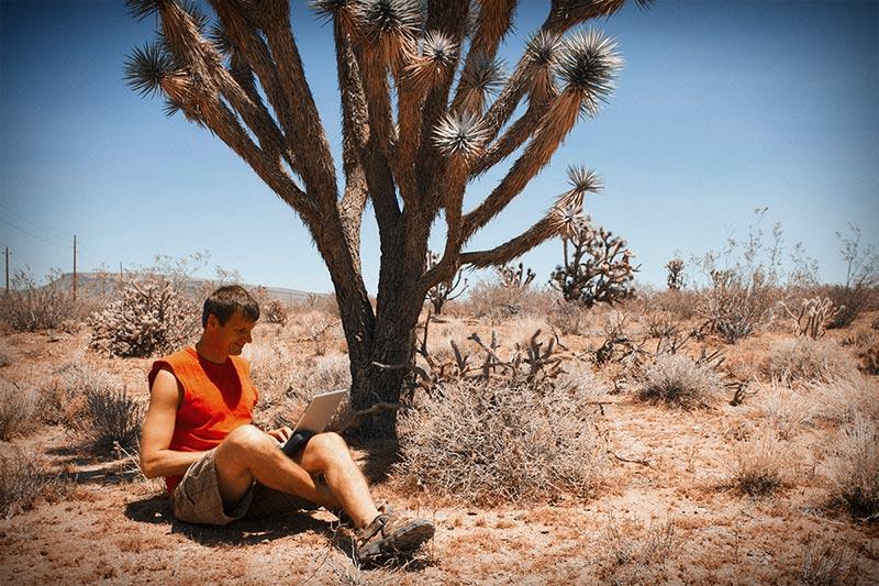 Mojave Desert Internet